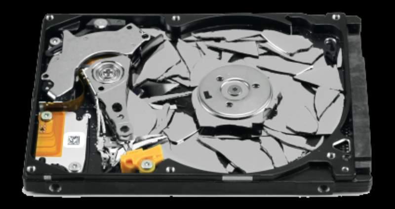 Come fare per recuperare i file da un hard disk guasto o formattato