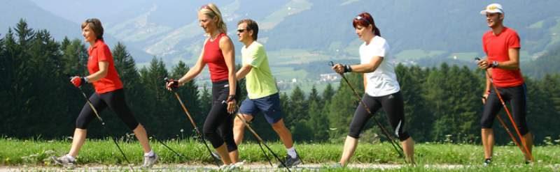 nordic walking benefici