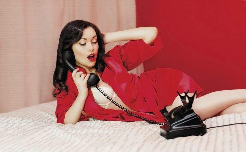 Sesso telefonico, perché no?