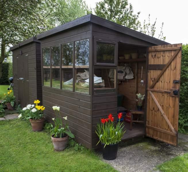 Casetta in giardino: servono i permessi?