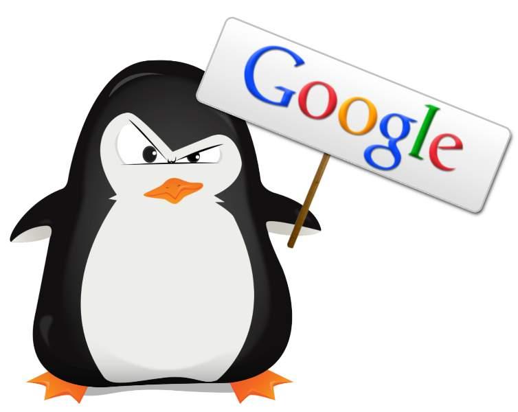 Google Penguin, il nuovo aggiornamento