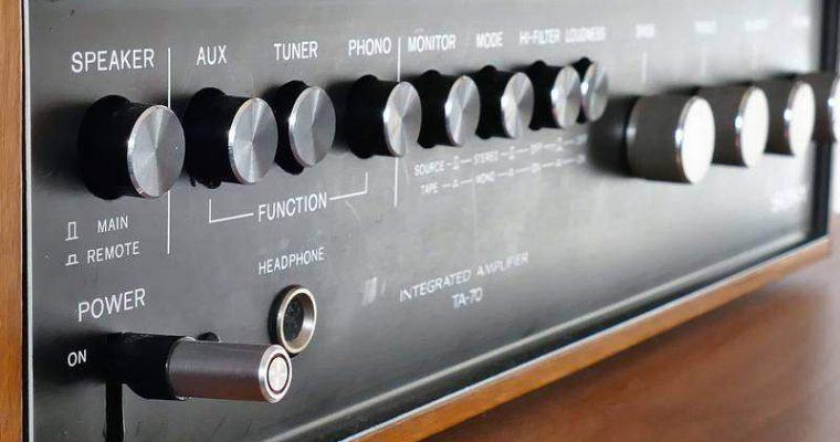 Amplificatori audio Hi Fi: tanti modelli per tutti i gusti e le esigenze