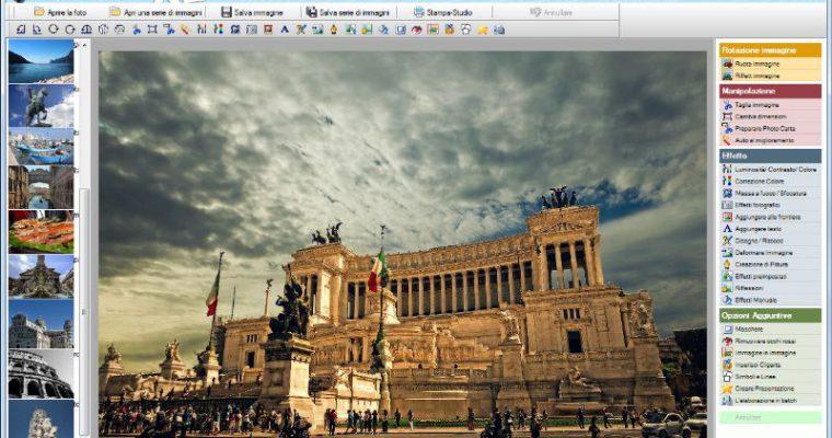 Programma per modificare foto Fotoworks XL – L'era del fotoritocco