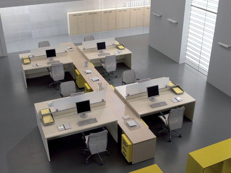 Colori Ufficio Moderno : Arredo ufficio economico consigli per arredare l ufficio in