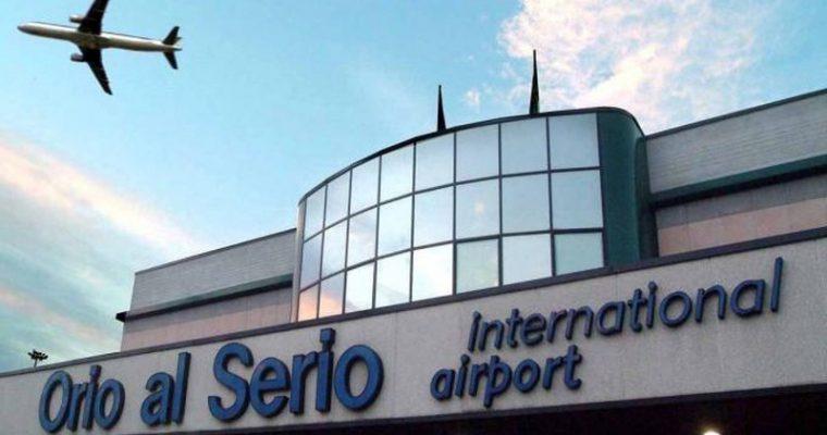 Aeroporto di Orio al Serio: parcheggio per disabili