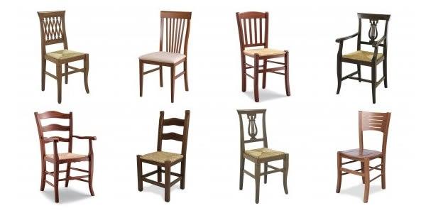 Acquistare sedie online come sceglierle