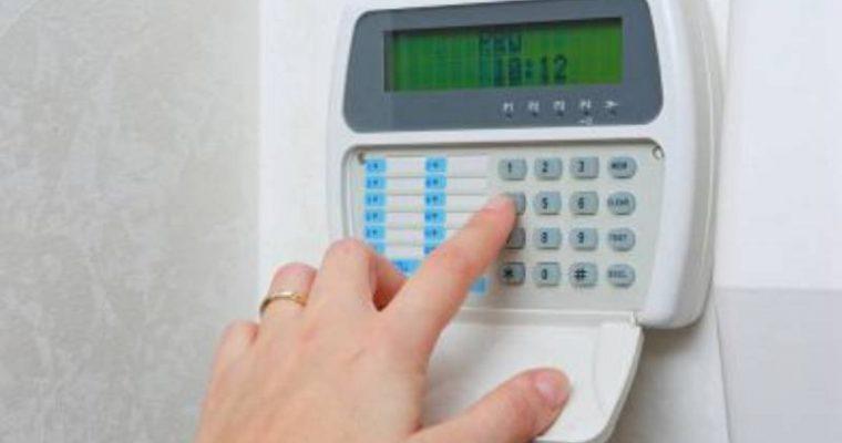 Com'è fatto un impianto d'allarme anti intrusione