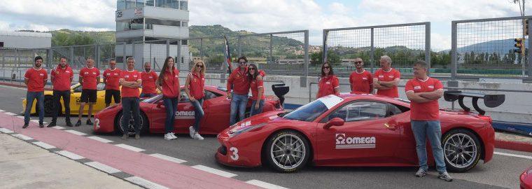 Come motivare il tuo team: premi aziendali, incentive e team building in pista su Ferrari
