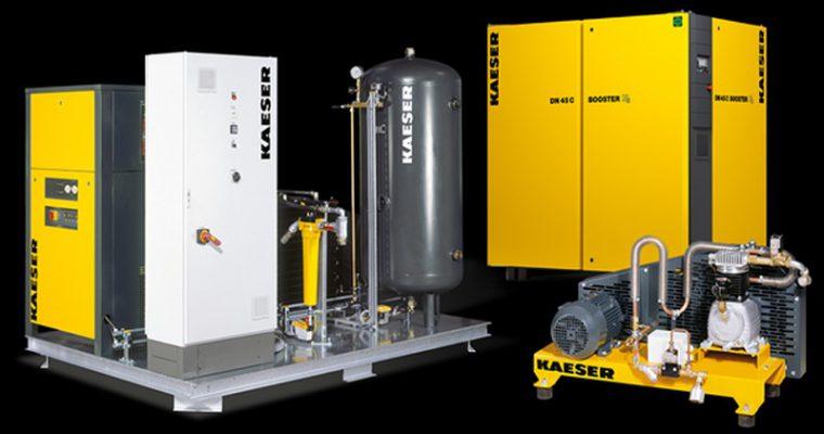 La tecnologia dell'aria compressa e i tipi di compressione