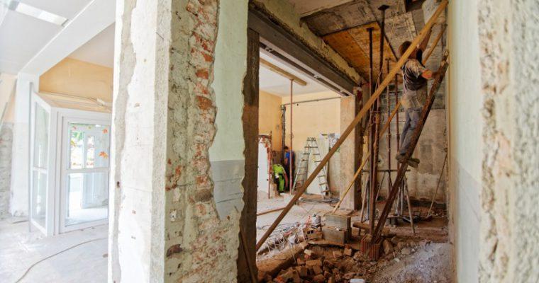 Come affrontare una ristrutturazione in maniera serena