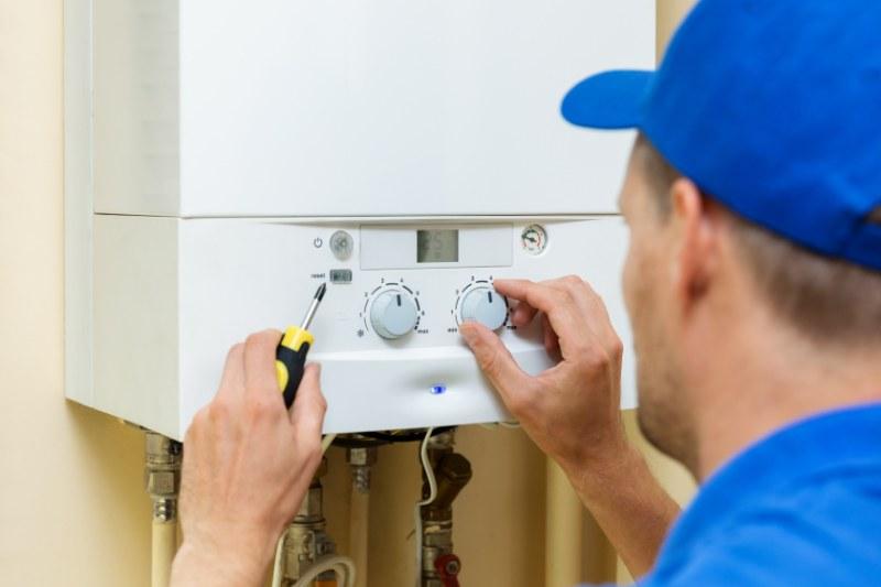 Come installare la caldaia a condensazione?