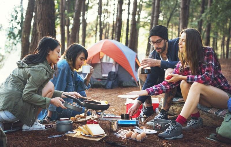 Attrezzatura da campeggio. Ecco la lista da avere sempre con se