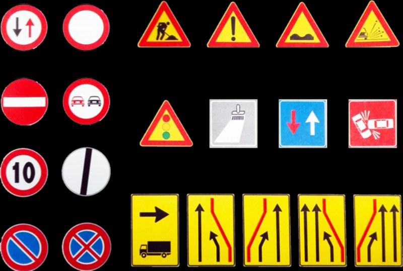 Le tipologie di segnali stradali