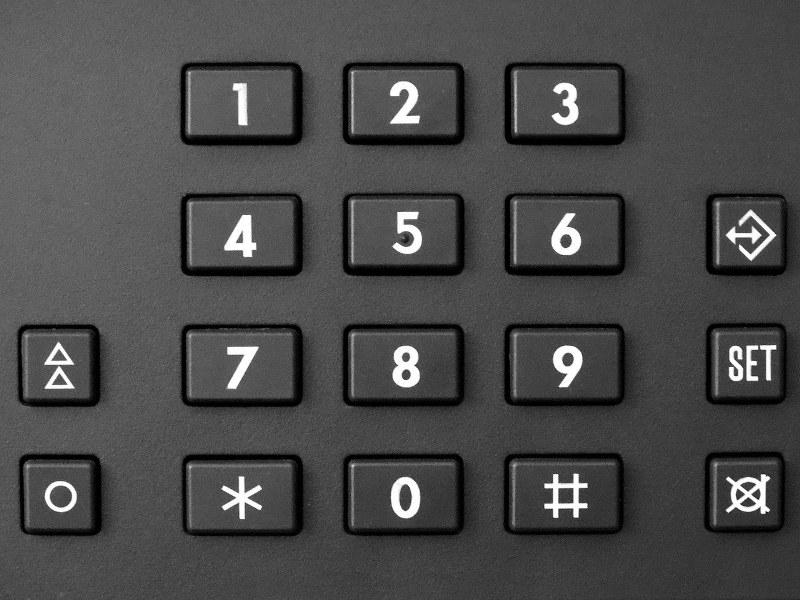 Come posso evitare di dimenticare il mio numero di telefono?