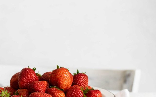 Tre ricette di dolci con le fragole