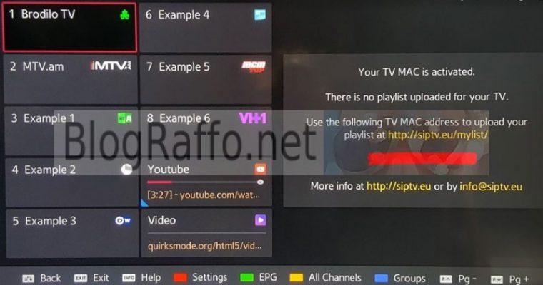 Come guardare l'IPTV e vedere tutto